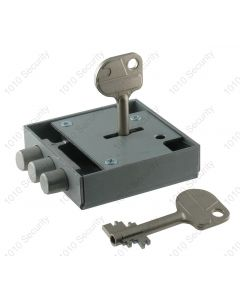 Wittkopp (CAWI) 1387, 7 lever lock with 53mm die-cast keys