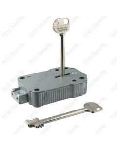 Wittkopp (CAWI) 2648 VdS Class 1/EN 1300 A 8-lever lock with die-cast keys