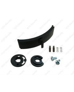 Replacement battery cover and fixings for La Gard 3750 and 3750K keypads
