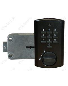 STUV TULOX digital safe lock. VDS class 2. EN1300 B.