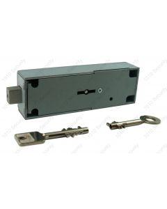 Wittkopp (CAWI) 5367 deposit lock Client Lock: 7 lever Bank Lock: 4 lever with 2 keys each
