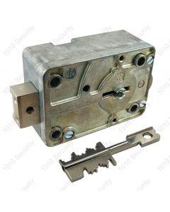 Mauer 70011 Primus C VdS Class 3, EN1300 C, 14-lever lock with 2 x servant stem (key carrier) detachable key bits