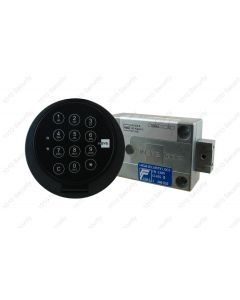 INSYS CombiLock 200 Pro 1 + 9 user digital lock with audit trail.
