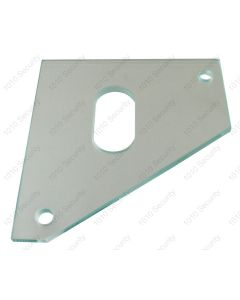 AED Glass suitable for Chubb Isolator boltwork