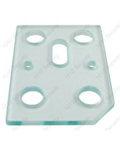 AED Euro-footprint glass suitable for Dudley safes