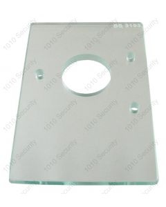 AED Glass suitable for SMP safes