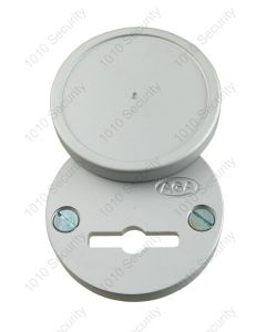 AGA Horizontal key escutcheon with cover