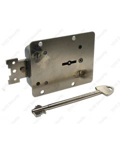 AGA 234 Class A 8 Lever Lock with 2 x Keys