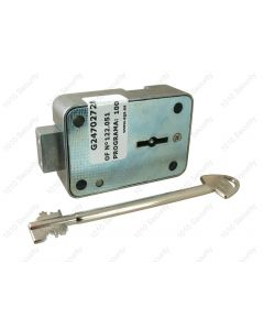 AGA 247 Class B/2 EN1300 11-lever lock with 2 x keys