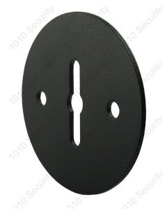 2mm Chubb double bitted escutcheon - 63mm diameter