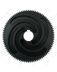 Chubb Isolator 142mm scroll wheel cog