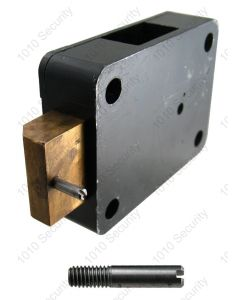 Chubb Isolator locking slide pin for 6K174 lock