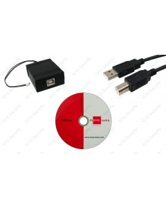 INSYS CombiLock 200 - Software CD and cable