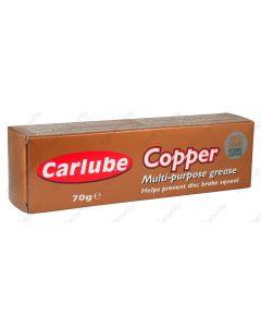Carlube multi-purpose copper grease 70g tube