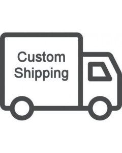 Custom Shipping for Order 1100123456