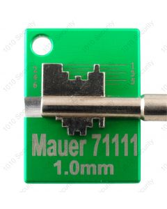 Technical Entry's Lever Gauges for various locks