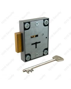 Lowe and Fletcher 2802, 7 lever lock with 2 x 60mm keys (93mm overall)