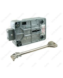 Lowe and Fletcher 3010 VDS Class 2, 11 lever lock with 2 x piped keys