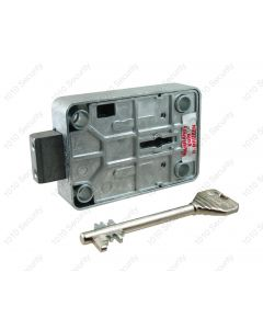 Lowe and Fletcher 3012 VDS Class 1, 8 lever lock with 2 x pin keys