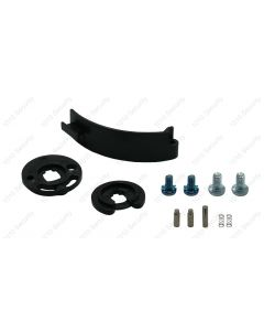 Replacement Hinged Battery Cover and Fixings for La Gard 5750 and 5750K Keypads