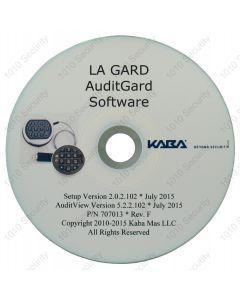 La Gard AuditGard (66e) - Software CD