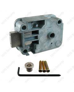 La Gard 2270 class A, EN 1300 changeable key lock - Supplied in factory mode without keys.