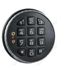 La Gard 3035 black keypad (requires battery box)
