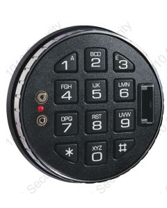 La Gard 3125 black keypad (requires battery box)