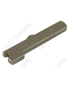 Spline key for La Gard mechanical combination locks