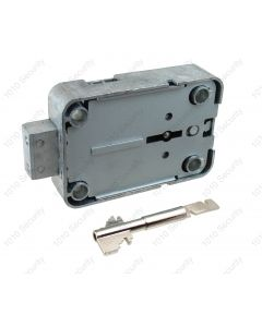 Mauer 71111 President A VdS Class 1/EN 1300 A 8-lever lock with 2 detachable bits (OLD DESIGN)