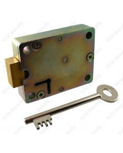 S2 7 lever lock with 2 x 42mm keys