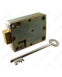 S2 9 Lever Lock with 2 x Keys