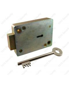 S5 7 lever lock with 2 x 42mm keys
