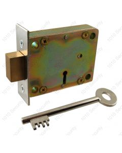 S6 7 lever lock with 2 x 42mm keys