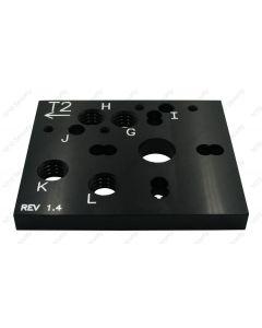 StrongArm MiniRig template #T2 - Mosler Combination Locks