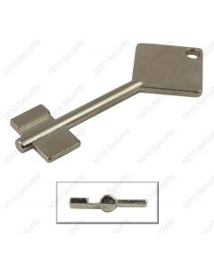 Secureline pin key blank - 80mm overall length
