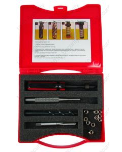 Kennedy Professional Helicoil Wire Thread Repair Kit M4 - M10