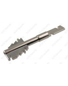 Mauer pre-cut detachable key bits for Variator B / Praetor B lock (OLD DESIGN)