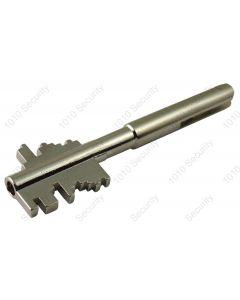 Mauer pre-cut detachable key bits for Variator B lock (NEW DESIGN)